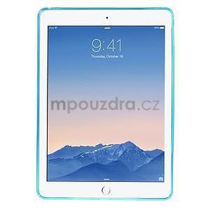 Ultra tenký slim obal na iPad Air 2 - modrý - 2