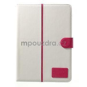 Daffi elegantní pouzdro na iPad Air 2 - bílé - 2
