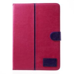 Daffi elegantní pouzdro na iPad Air 2 - rose - 2