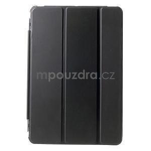 Classic tří polohové pouzdro na iPad Mini 3, ipad Mini 2 a na iPad Mini - černé - 2
