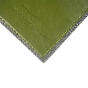 Envelope univerzální pouzdro na tablet 22 x 16 cm - zelené - 2