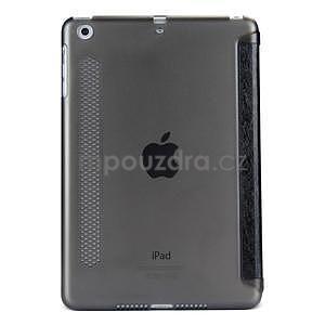 Lines polohovatelné pouzdro na iPad Mini 3 / iPad Mini 2 / iPad mini - černé - 2