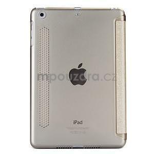 Lines polohovatelné pouzdro na iPad Mini 3 / iPad Mini 2 / iPad mini - champagne - 2