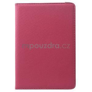 Circu otočné pouzdro na Apple iPad Mini 3, iPad Mini 2 a ipad Mini - rose - 2