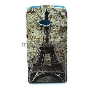 Flipové pouzdro pro Microsoft Lumia 640 - Eiffelova věž - 2