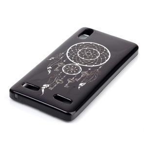 Jelly gelový obal na mobil Lenovo A6000 - snění - 2