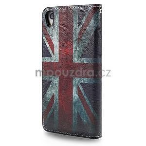Styles pouzdro na mobil Sony Xperia Z3 - UK vlajka - 2