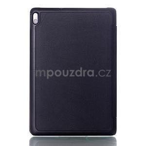 Troj-polohové pouzdro na table Lenovo IdeaTabl A10-70 - černé - 2