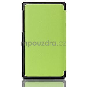 Polohovatelné pouzdro na tablet Lenovo Tab 2 A7-10 -  zelené - 2