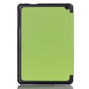 """Tří polohové pouzdro na tablet Lenovo IdeaTab Miix 3 8"""" - zelené - 2"""