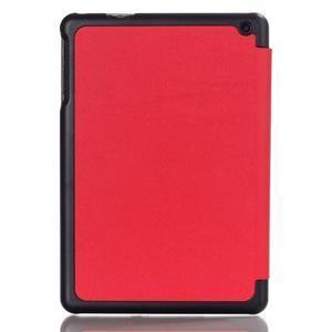 "Tří polohové pouzdro na tablet Lenovo IdeaTab Miix 3 8"" - červené - 2"
