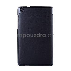 Černé pouzdro na tablet Lenovo S8-50 s funkcí stojánku - 2