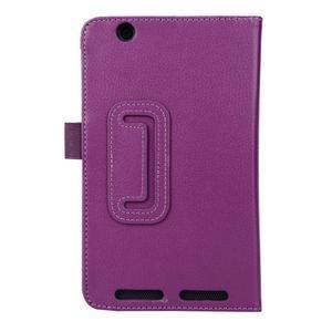 Seas dvoupolohový obal na tablet Acer Iconia One 7 B1-750 - fialové - 2