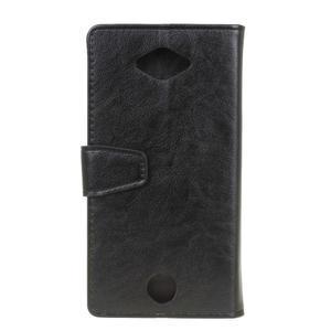 Pouzdro na mobil Acer Liquid Z530 - černé - 2