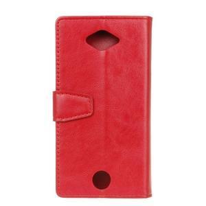 Pouzdro na mobil Acer Liquid Z530 - červené - 2