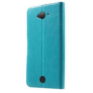 Horse peněženkové pouzdro na mobil Acer Liquid Z530 - modré - 2