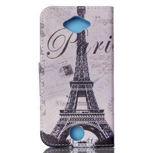 Luxy peněženkové pouzdro na Acer Liquid Z530 - Eiffelova věž - 2