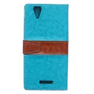 Lines pouzdro na mobil Acer Liquid Z630 - modré - 2