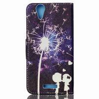 Peněženkové pouzdro na mobil Acer Liquid Z630 - mladistvá láska - 2/6