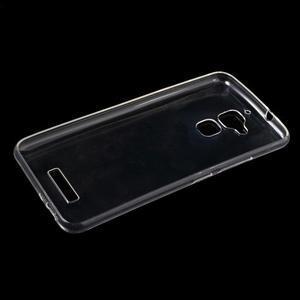 Ultratenký gelový obal na Asus Zenfone 3 Max - průhledný - 2