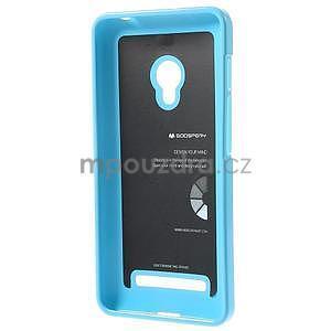 Gelový obal na Asus Zenfone 5 - světle modrý - 2