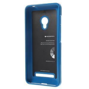 Gelový obal na Asus Zenfone 5 - modrý - 2
