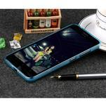 Matný gelový obal na Asus Zenfone Max - modrý - 2/7