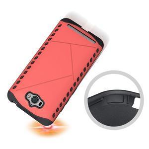 Odolný kryt na mobil Asus Zenfone Max - červený - 2