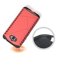 Odolný kryt na mobil Asus Zenfone Max - červený - 2/6