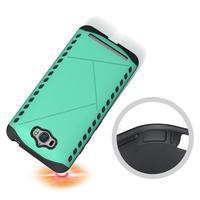 Odolný kryt na mobil Asus Zenfone Max - cyan - 2/6