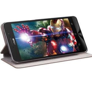 Moof klopové pouzdro na mobil Asus Zenfone Zoom - modrý - 2