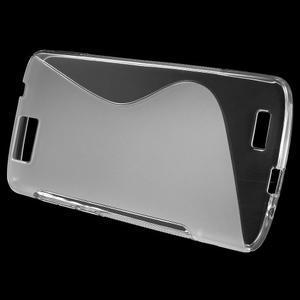 Gelový kryt S-line Huawei Ascend G7 - transparentní - 2
