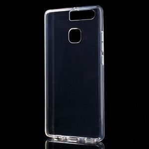 Transparentní gelový obal na mobil Huawei P9 - 2