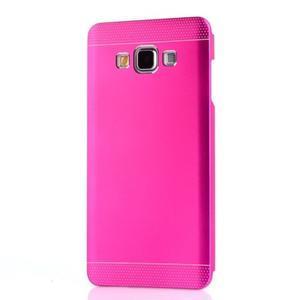 Rose kovový kryt na Samsung Galaxy A3 - 2