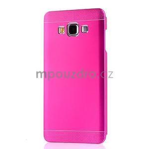 Rose kovový kryt pro Samsung Galaxy A5 - 2