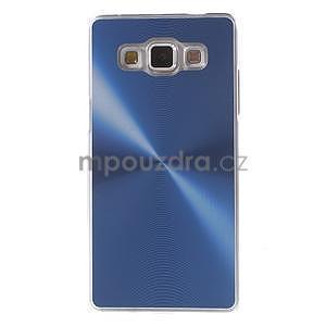 Modrý metalický kryt na Samsung Galaxy A5 - 2