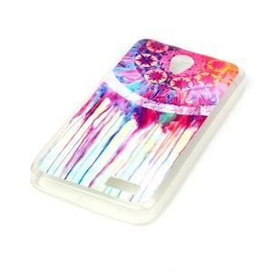 Softy gelový obal na mobil Lenovo A319 - dream - 2