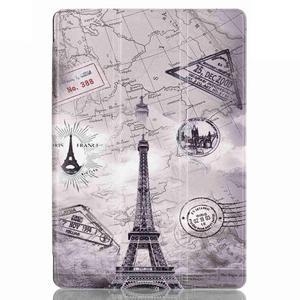 Polohovatelné pouzdro na tablet Lenovo Tab 2 A10-70 - Eiffelova věž - 2