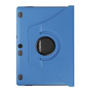 Pouzdro s otočnou funkcí na tablet Lenovo Tab 2 A10-70 - světlemodré - 2