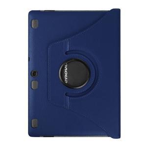 Pouzdro s otočnou funkcí na tablet Lenovo Tab 2 A10-70 - tmavěmodré - 2