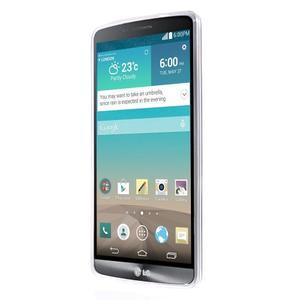 Gelový kryt na mobil LG G3 - tygr - 2