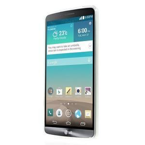 Gelový kryt na mobil LG G3 - sovička - 2