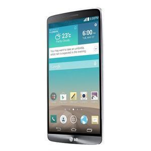 Silks gelový obal na mobil LG G3 - geo tvary - 2