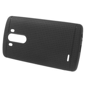 Silks gelový obal na LG G3 - černý - 2