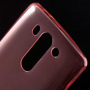 Ultra tenký slimový obal LG G3 s - červený - 2