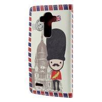 Koženkové pouzdro na mobil LG G4 - soldier - 2/7