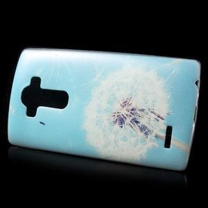 Softy gelový obal na mobil LG G4 - pampeliška - 2
