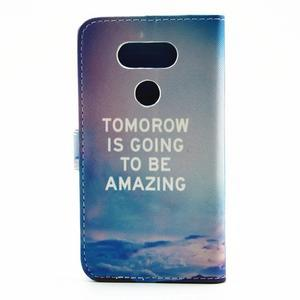 Pouzdro na mobil LG G5 - tomorow - 2
