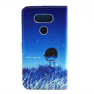 Pouzdro na mobil LG G5 - chlapec - 2