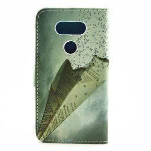 Pouzdro na mobil LG G5 - papírová vlaštovka - 2